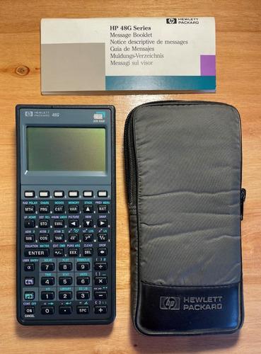 Imagen 1 de 3 de Calculadora Gráfica Hp 48g - (hewlett Packard)