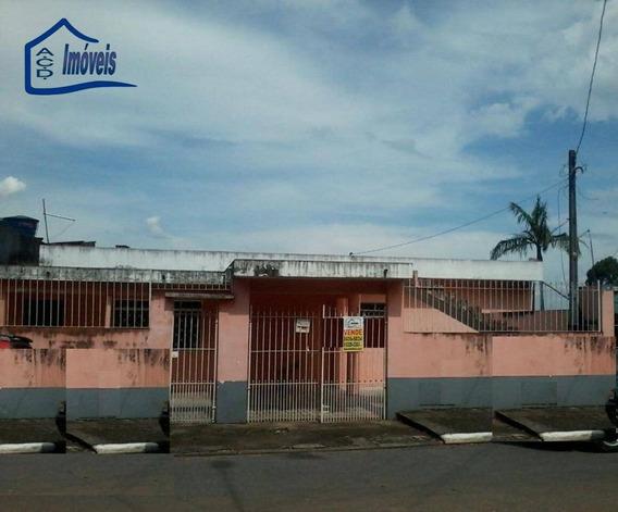 Casa Residencial À Venda, Jardim Do Triunfo, Guarulhos. - Ca0116