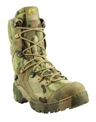 Bota Camuflada Multicam - Air Step