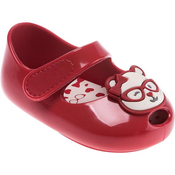 Sapatilha Bebê Pimpolho Vermelha