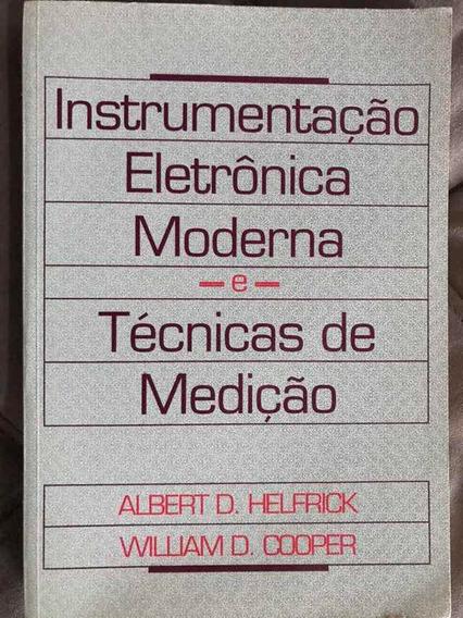 Livro Instrumentação Eletrônica Moderna -helfrick E Cooper
