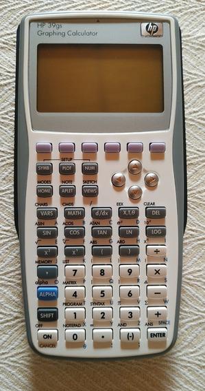 Calculadora Gráfica Hp 39gs