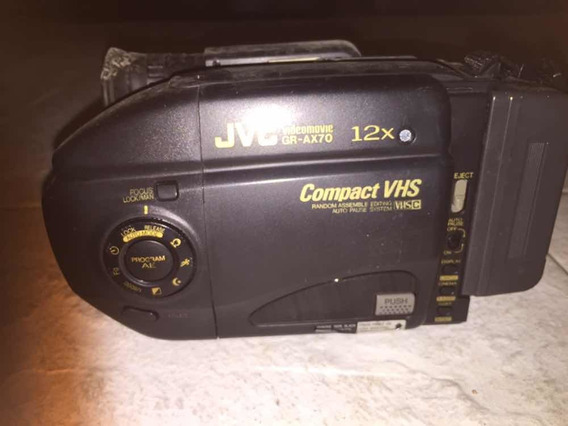Filmadora Jvc Gr-ax70