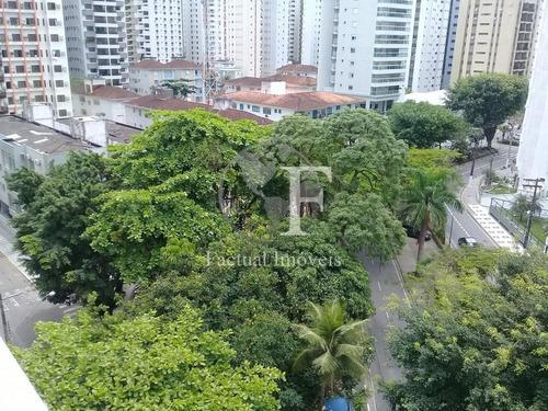 Apartamento Com 4 Dormitórios À Venda, 140 M² Por R$ 550.000 - Pitangueiras - Guarujá/sp - Ap9441