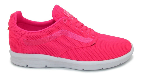 Tenis Vans Iso 1.5 Mesh Vn0a2z5sn6x Knockout Pink Fiusha