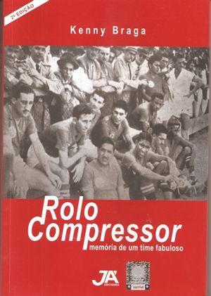 Livro: Inter Orgulho Do Brasil 1909/2009 + Rolo Comprenssor