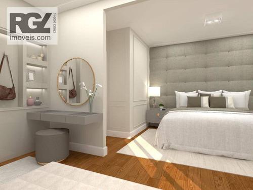 Apartamento À Venda, 212 M² Por R$ 3.600.000,00 - Vila Nova Conceição - São Paulo/sp - Ap5300