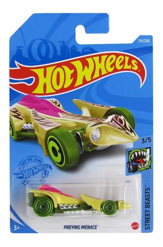 Imagem 1 de 1 de Carrinho Hot Wheel À Escolha - Edição Street Beasts - Mattel