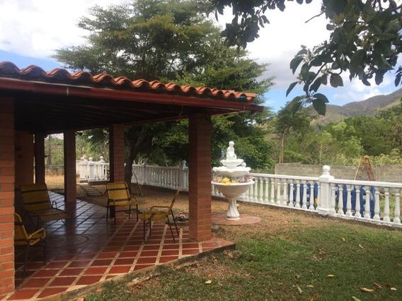 Finca En San Juan De Los Morros, Sector Los Bagres