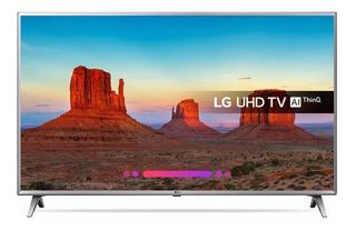Televisor 50 Pulgadas Lg Smartv 4k 50uk6500 Garantía 12meses