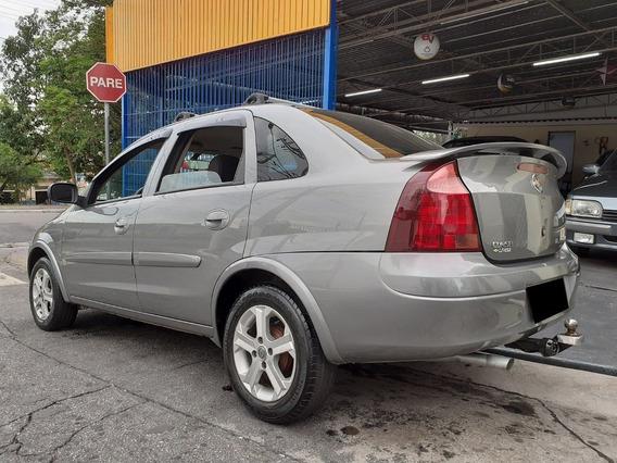 Gm Corsa Premium 2009 1.4 Flex - Completo-ar