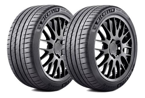 Kit 2 Neumáticos Michelin 285/35zr19 (103y) Pilot Sport 4s