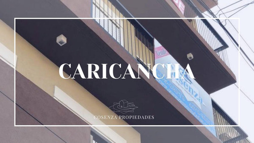 Caricancha Al 1200- P.chacabuco-cap Fed-1 Amb Divisible A Estrenar