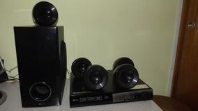 Home Theater Lg5.1 Cabletv Hdmi Y Rca-cd-usb(foto Audio) J