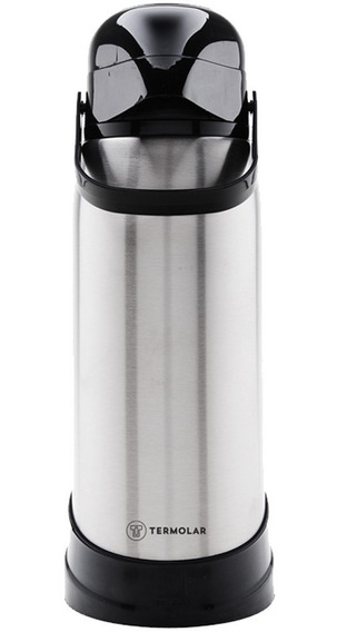 Garrafa Térmica R-evolution 1,9l Inox Termolar