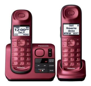 Teléfono Inalámbrico Panasonic Monitor De Bebé Kx-tgl432r