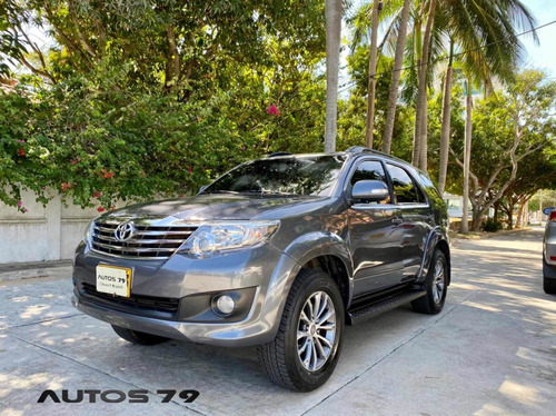 Toyota Fortuner Blindada Nivel 2