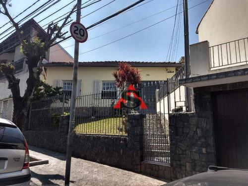Casa Com 3 Dormitórios À Venda, 200 M² Por R$ 700.000,00 - Vila Firmiano Pinto - São Paulo/sp - Ca2381