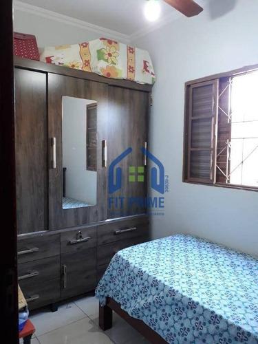 Casa Com 2 Dormitórios À Venda, 240 M² Por R$ 310.000,00 - Jardim Itapema - São José Do Rio Preto/sp - Ca2103