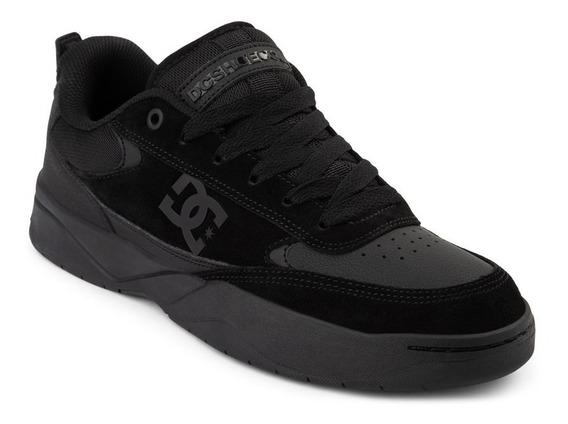 Zapatillas Dc Penza Negro-negro Cod 1202112001