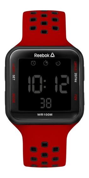 Reloj Reebok Unisex Rojo Rdsqeg9pbirbr