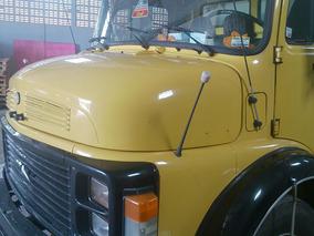 M Benz L 1113 Sider 8,00mts Carro Todo Revisado - So Rodar