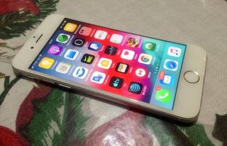 iPhone 6 Plata Telcel 128gb Libre Wifi Celular Barato Meses