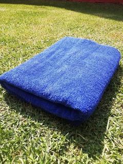 Paquete Toallas De Baño Azul
