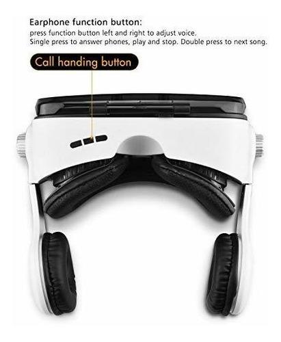 Audifono Realidad Virtual Lente Osloon 3d Vr Estereo