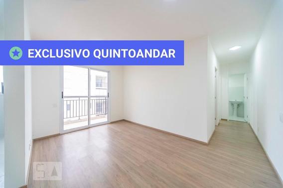 Apartamento No 11º Andar Com 2 Dormitórios E 1 Garagem - Id: 892990879 - 290879