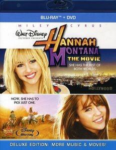 Blu-ray Hannah Montana: The Movie