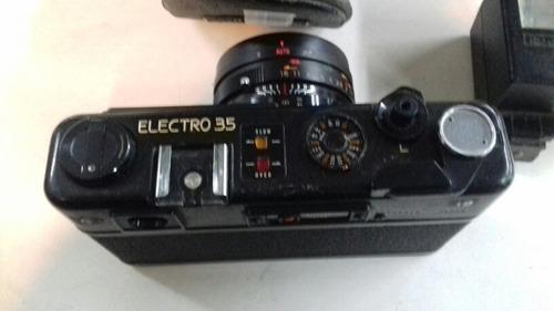 Câmera Fotográfica Yashica Electro 35
