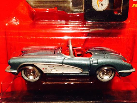 Johnny Lightnning Chevy Thunder Corvette 1958 Convertible