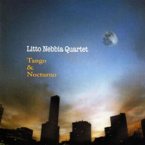 Litto Nebbia - Tango & Nocturno (importado) - Cd