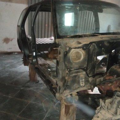Imagem 1 de 5 de Chevrolet Blazer Dlx