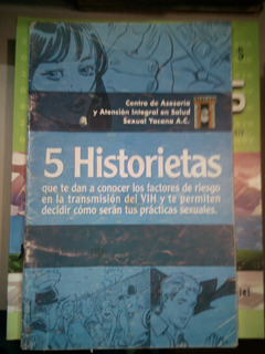 C23 5 Historietas Que Dan A Conocer Los Factores De Riesgo