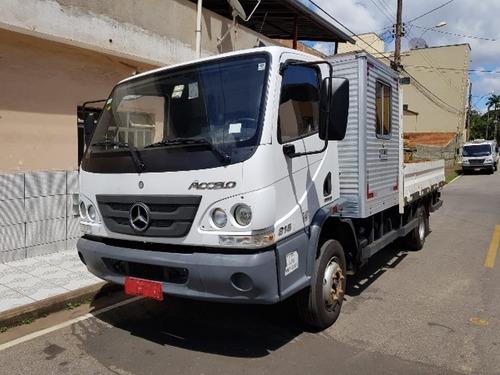 Mercedes 3/4 Acello 815 Ano 2018 Cabine Suplementar