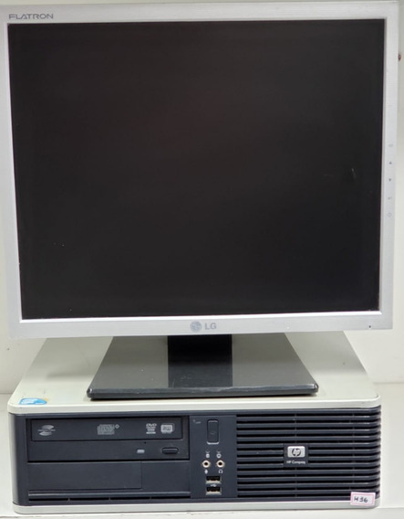 Hp Dc7900 C2d 8400 3gb Ram Hd 320gb + Monitor Lg 17 Lcd