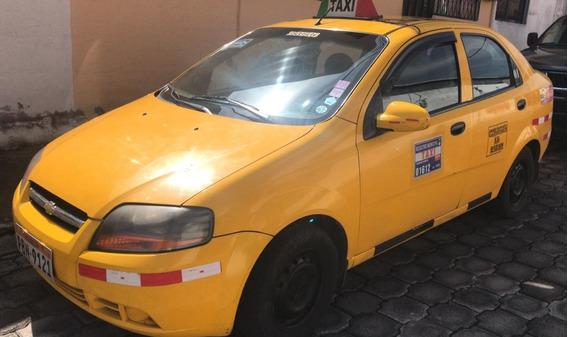 Vendo Taxi Y Cedo Derechos Y Acciones