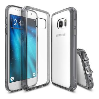 Funda Samsung S7 Edge Rearth Ringke ® Onyx Black 100% Orig