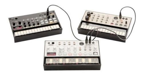 Imagen 1 de 10 de Korg Volca Set Beats Keys Bass Kit Sintetizadores