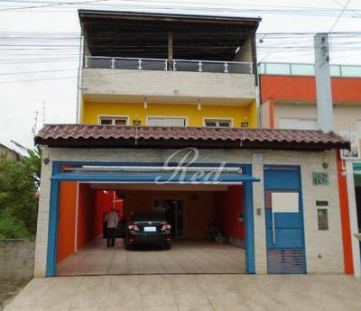 Sobrado Com 3 Dormitórios Para Alugar, 175 M² Por R$ 2.000/mês - Jardim Quaresmeira Ii - Suzano/sp - So0583