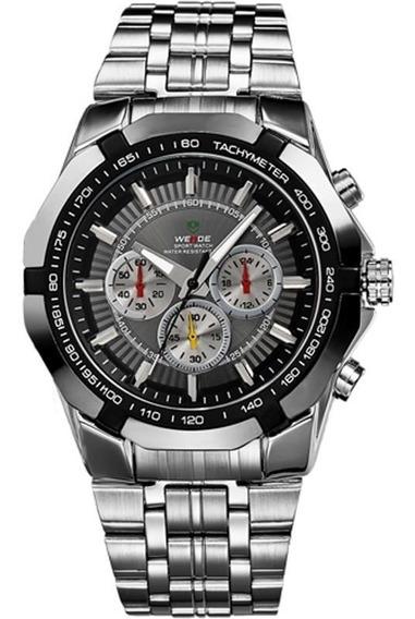 Relógio Weide Wh1010 Original Na Caixa Prova D