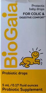 Biogaia Probiotico Cólicos Bebes 5ml