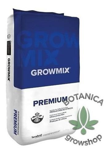 Sustrato Grow Mix Premium T 80lt Botánica Grow