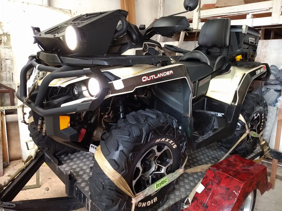 Quadriciclo Can-am Outlander Max Xt-p 1000 4x4