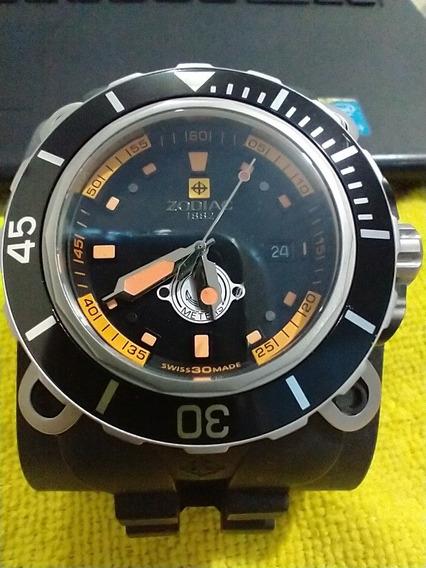 Relógio Zodiac Zo8531 Swiss Made