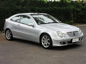 Mercedes-benz Clase C 2.3 C230 Sportcoupe Kompre. Evo. At