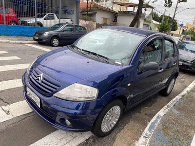 Citroën C3 1.6 16v Exclusive 5p 2004