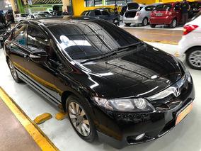Civic 1.8 Lxl Couro Flex Aut. 4p